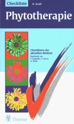 Checkliste Phytotherapie