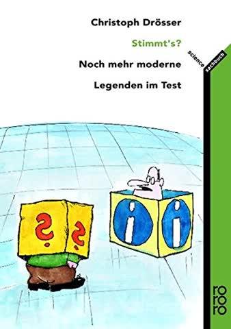 Stimmt's?: Moderne Legenden im Test - Folge 2