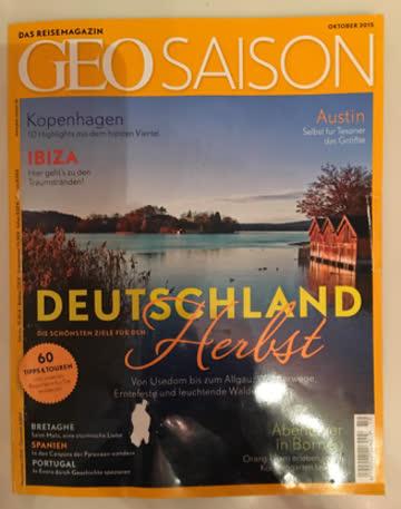GEO Saison 10/2015