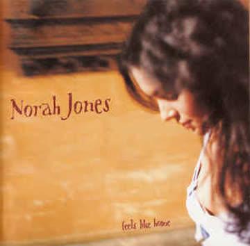 2 cd's: norah jones