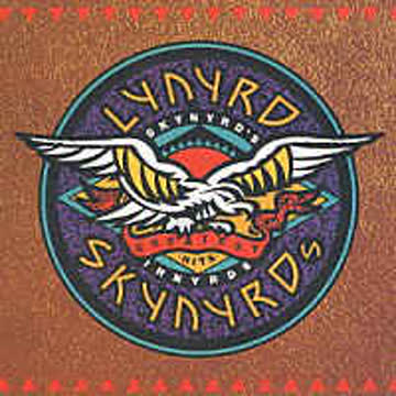 2 cd's: lynyrd skynyrd