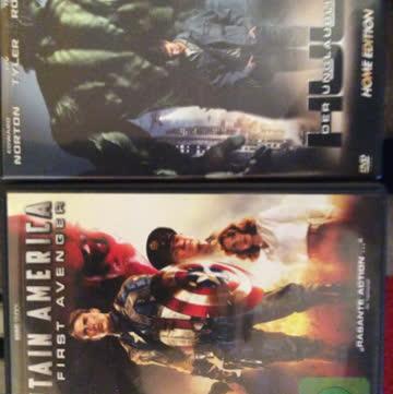 Riesige DVD Sammlung 100 DVDs