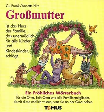 Grossmutter (Tomus - Die fröhlichen Wörterbücher)
