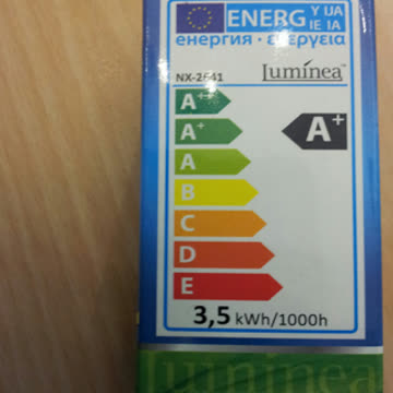 Leuchtmittel G9 / 230 V