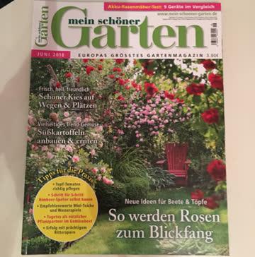 Mein schöner Garten 06/2018