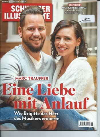 Schweizer Illustrierte Nr. 46 / 16. November 2018