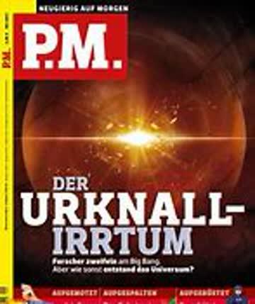 P.M. Der Urknall-Irrtum