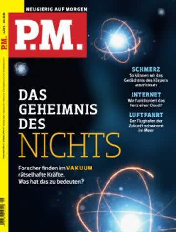 P.M. - Das geheimnis des Nichts