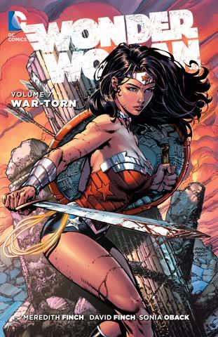 Wonder Woman vol 7: War torn