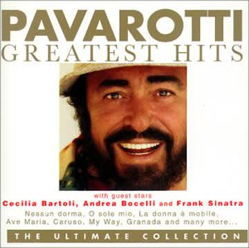 Luciano Pavarotti - Pavarotti's Greatest Hits