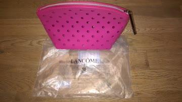 Absolut NEU LANCOME Make Up Bag Pouch Kosmetiktasche Tasche