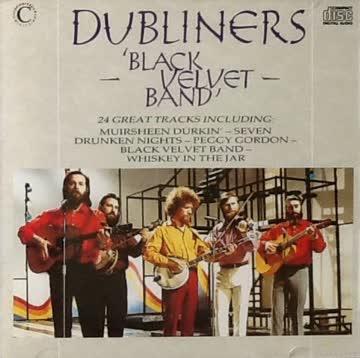 Dubliners - Black Velvet Band