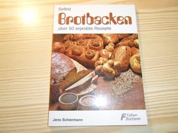 Selbst Brotbacken Jens Schiermann