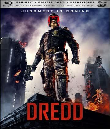 Dredd 3D (US-Import)