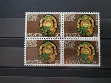 1978 Viererblock Lemanex