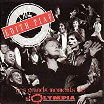 Edith Piaf - Grands Moments De L'Olympia
