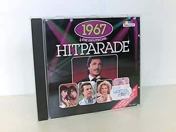 Deutsche Hitparade 1967 - Roy Black, Peggy March, Peter Thomas Sound Orchester, Esther & Abi Ofarim, Tom Jones, Smoke..