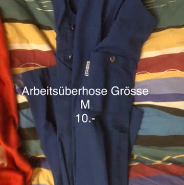 Arbeitshose / Überhose