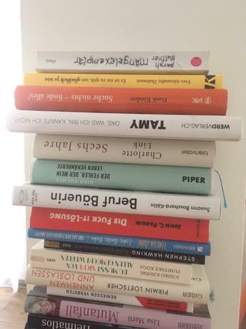 61 Bücher - für Leseratten, Händler etc.