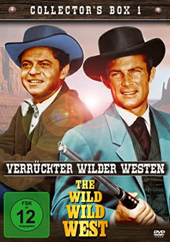 Wild Wild West - Verrückter wilder Westen: Collector's Box 1 [4 DVDs]