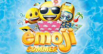 Coop Emoji Sommer-Sticker 2019