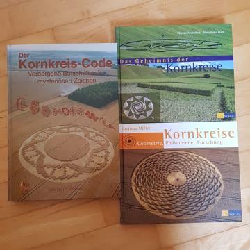3 Kornkreis Bücher