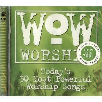 Various - Wow Worship Green [UK-Import]
