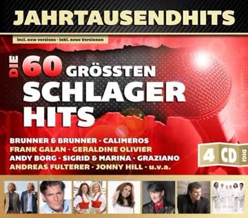 Various Artists - Die 60 Grossten..