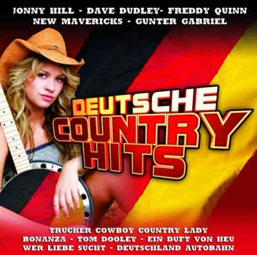 Various - Deutsche Country Hits