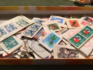 Briefmarken CH und Welt