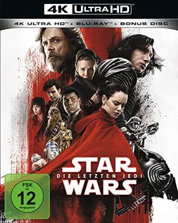 Star Wars: Die letzten Jedi (4K Ultra HD + Blu-ray)