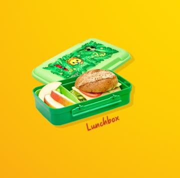1 Lunchbox - emoji Sommer