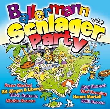 Various - Ballermann Schlagerparty Vol.2