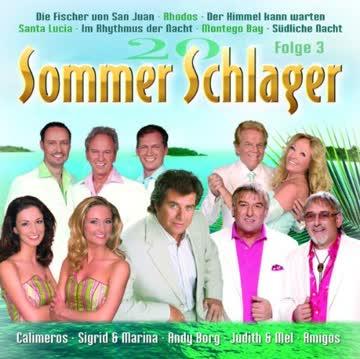 Various - 20 Sommer Schlager-Folge 3