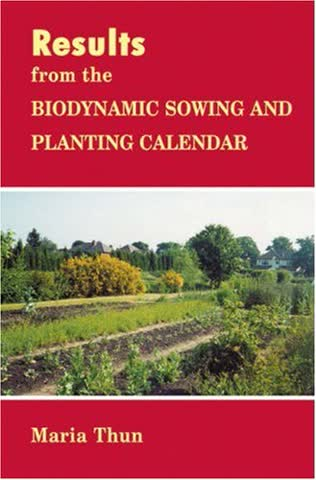 Results from the Biodynamic Sowing and Planting Calendar