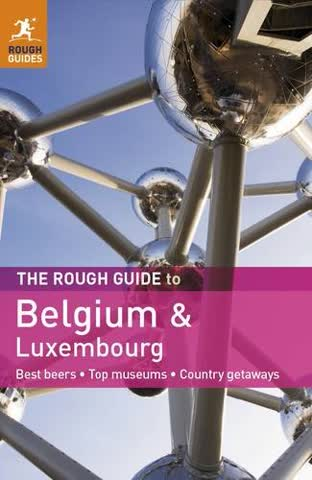 The Rough Guide to Belgium & Luxembourg by Dunford, Martin ( AUTHOR ) Jun-01-2011 Paperback