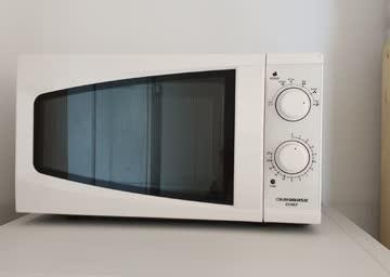 Mikrowelle wenig gebraucht nur abholun