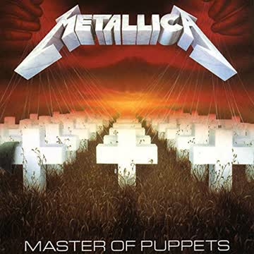 Metallica - Master of Puppets (Remastered Expanded 3CD Edition)