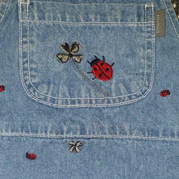 Neuweriges jeans Schiesser Röckli gr 74
