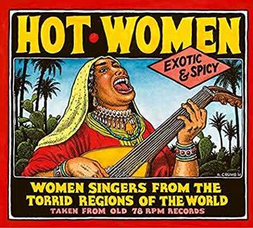 Various - Hot Women