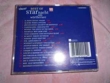 Best of Starnacht am Wörthersee 1 CD