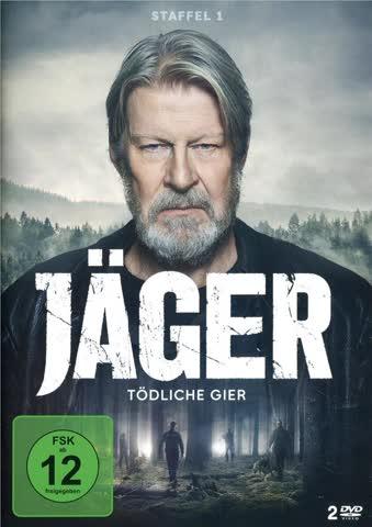 Jäger-Tödliche Gier-Staffel 1 [2 DVDs]
