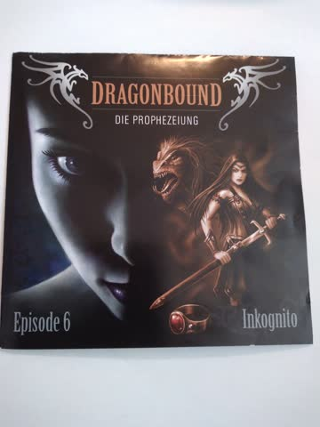Dragonbound: Die Prophezeiung / Inkognito
