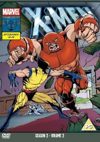X-Men - Staffel 3.3