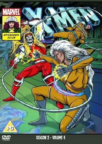 X-Men - Staffel 3.4