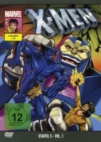 X-Men - Staffel 5.1