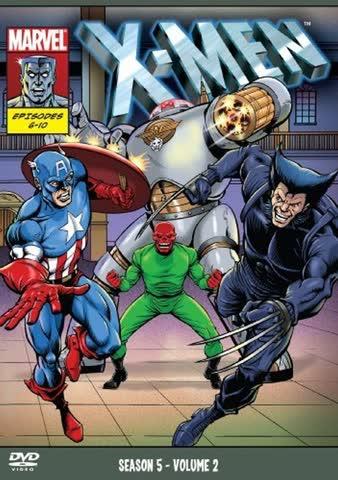 X-Men - Staffel 5.2