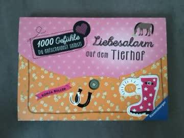 1000 Gefühle, Band 2: Liebesalarm auf dem Tierhof