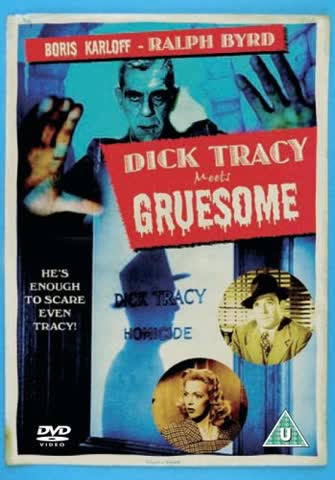 Dick Tracy Meets Gruesome [DVD]