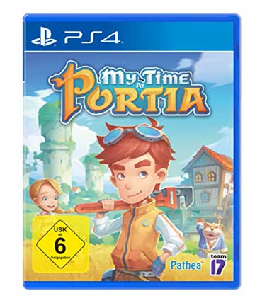 My Time at Portia (PlayStation PS4)